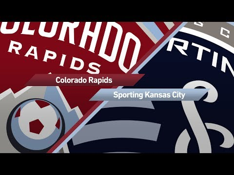 Highlights: Colorado Rapids vs. Sporting Kansas City | May 27, 2017