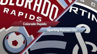 Highlights: Colorado Rapids vs. Sporting Kansas City | May 27, 2017