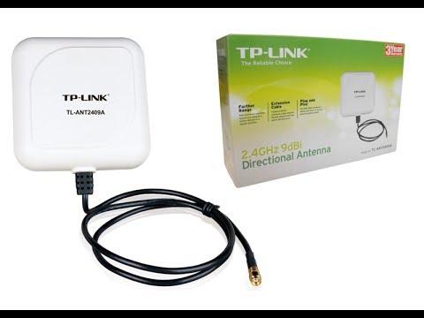 Antena Penangkap Sinyal Wifi TP-LINK TL-WN7200ND