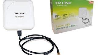 Antena Penangkap Sinyal Wifi Jarak Jauh Maksimal 500 Meter - 1 KM