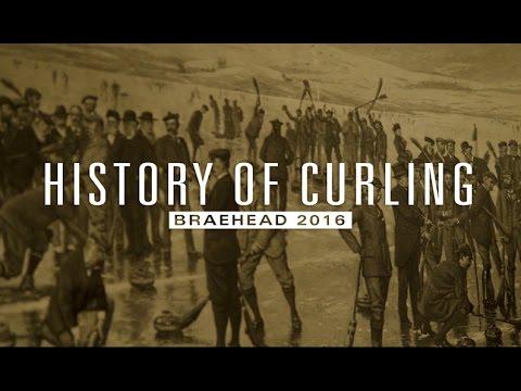 Смотреть Throwing Stones - History of Curling онлайн