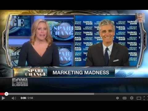 Bruce Turkel on FOX Business: Ads on Smart Watches, Red Robin Wine Shakes & Wendy's Mobile Payments