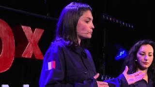 Un aller simple pour mars | Florence Porcel & Lucie Poulet | TEDxMinesNancy
