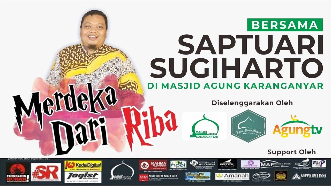 Download MERDEKA DARI RIBA - Saptuari Sugiharto