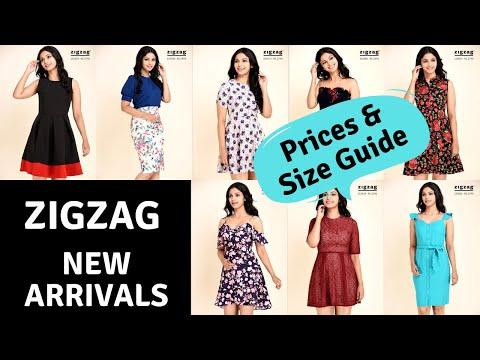 Sri Lankan Ladies November Collection Fashion Style Zigzag