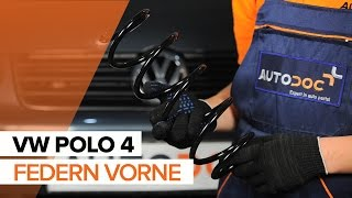 Wartung Polo 9n Video-Tutorial