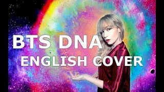 🌈 BTS (방탄소년단) - DNA (English Cover)
