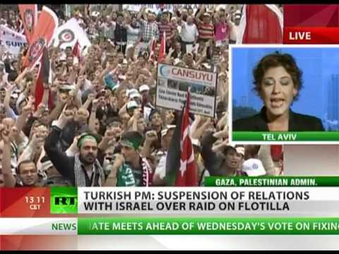 BREAKING NEWS!!! Turkey cuts ties with Israel over Gaza flotilla attack! ACT OF WAR???