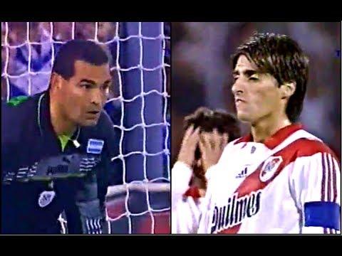 Dos penales: Trotta sorprende a Chilavert (y a Vélez)