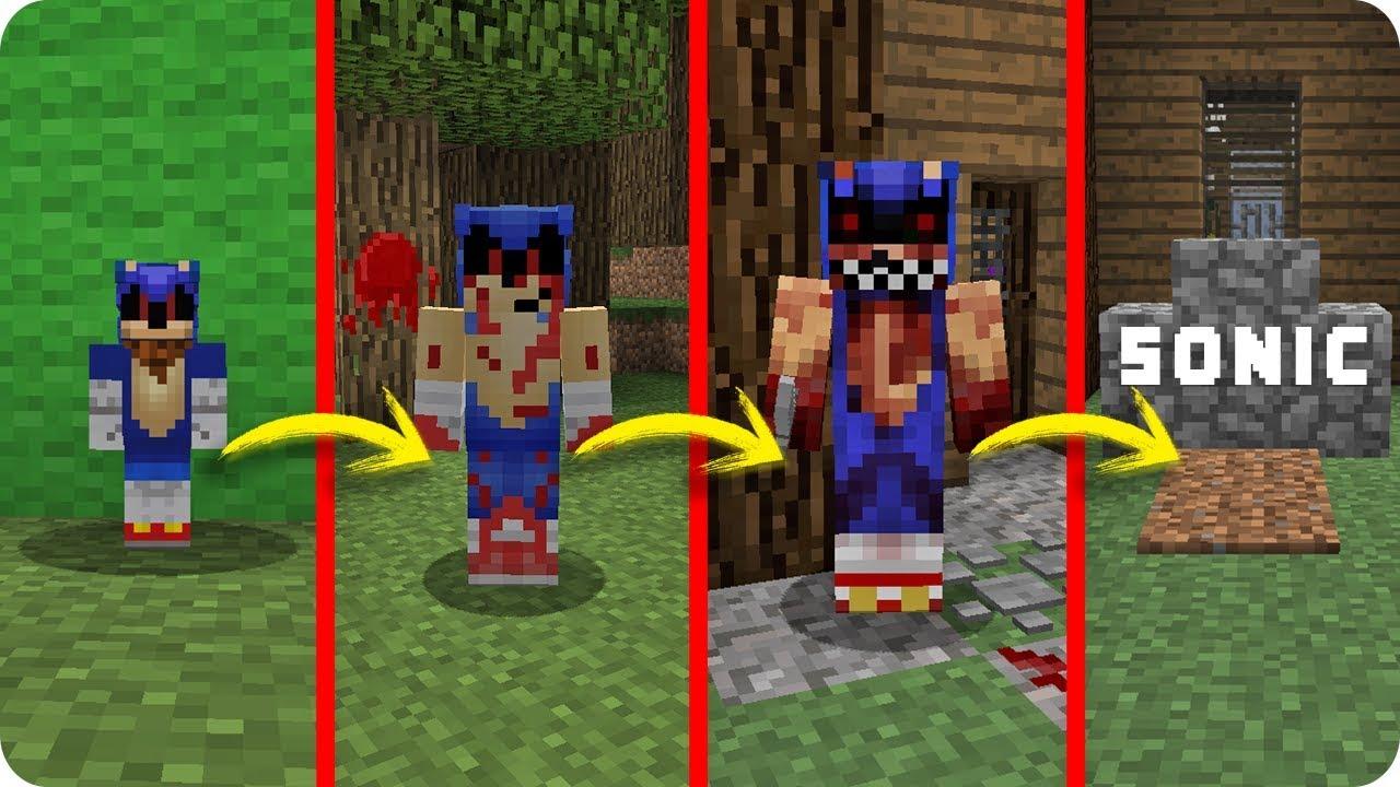 Sonic exe vs la vida en minecraft si el ciclo de vida for Videos de minecraft en la vida real