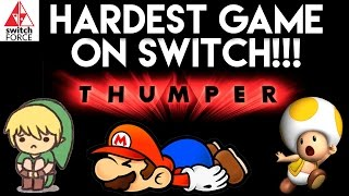 Thumper - Hardest Game On Switch! - Let