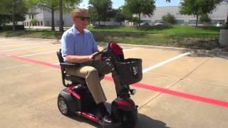 Drive Ventura Three Wheel Standard Scooter