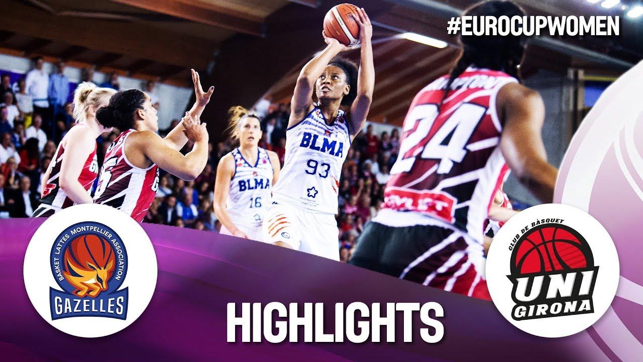 BLMA v Spar Citylift Girona - Highlights