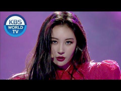 Sunmi, Seulgi, Daehwi - Heroine | 선미, 슬기, 대휘 - 주인공 [2018 KBS Song Festival / 2018.12.28]