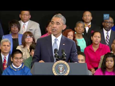 My Brother's Keeper: President Obama Mentoring Legacy