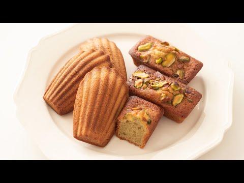 焼き菓子セット作ってみた! Part2 フィナンシェ&マドレーヌ Financier & Madeleine|HidaMari Cooking