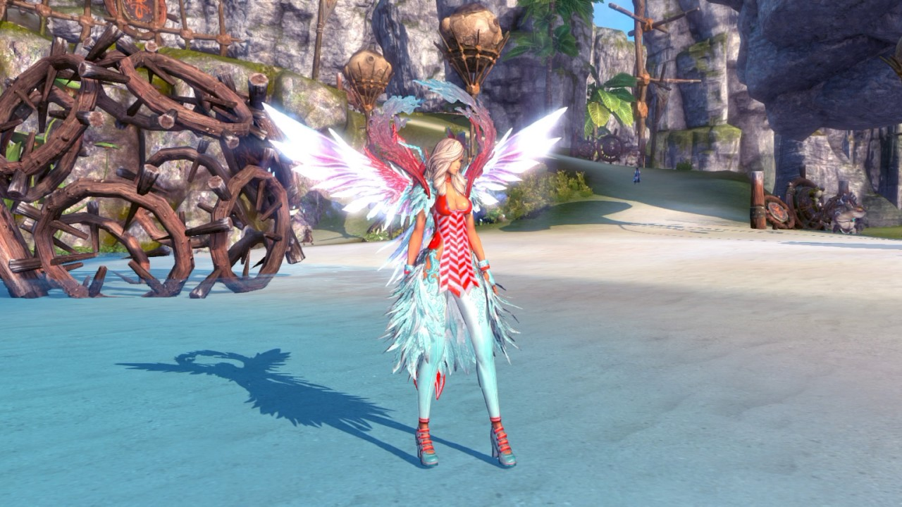 Blade and Soul mod #7 - New Sword by Eharan T