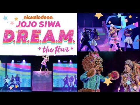 JOJO SIWA D.R.E.A.M. THE TOUR FULL CONCERT 2019 ( HONDA CENTER ANAHEIM)