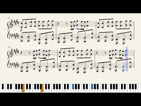 Ed Sheeran - Shape Of You (Free Piano Sheets)