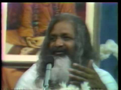 Is it Nature's plan for man to suffer? Explained by Maharishi Mahesh Yogi