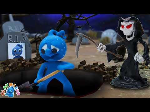 Tiny Digs His Own Grave - Stop Motion Animation Short Film