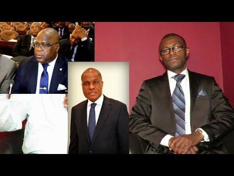 Felix Tshisekedi contre Martin Fayulu. Deuxième Dauphin et menace terroriste en RDC( Zeblai Kongo)