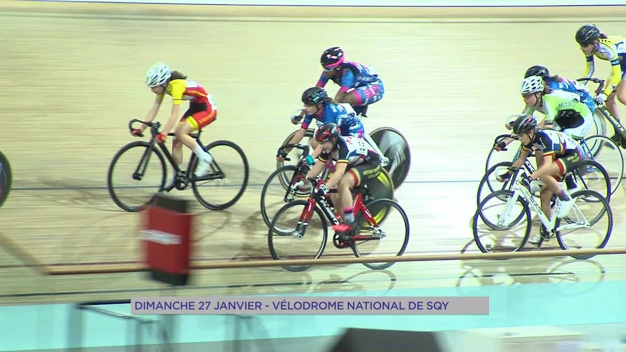 Yvelines   Cyclisme : La coupe d'Hiver, un rendez-vous phare du Vélodrome de SQY