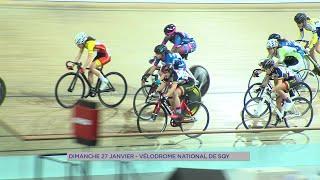 Yvelines | Cyclisme : La coupe d'Hiver, un rendez-vous phare du Vélodrome de SQY