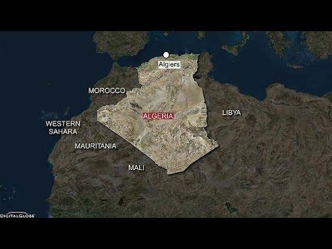 Cezayir'de nakliye uçağı düştü: 103...
