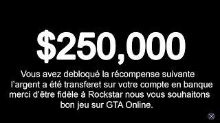 ROCKSTAR VONT VOUS DONNER DE L'ARGENT POUR LA 1.41 ! GTA 5 ONLINE