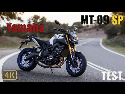 Yamaha MT-09 SP TEST | Richtige Kurvensau!!!