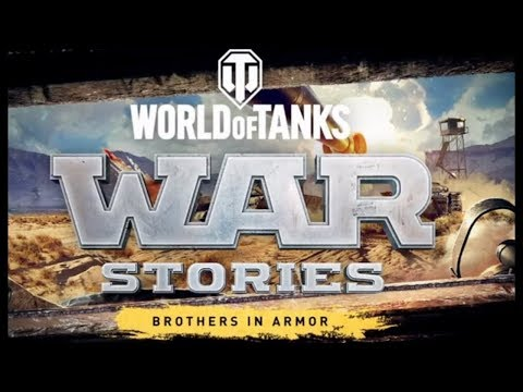 WOT Console War Stories: Brothers in Armour | Xbox / PS4 Colorblind Mode | Indoor Man Gaming