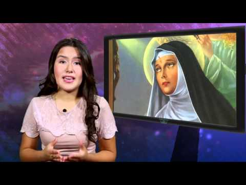 5 Minutos en la vida de un Santo Santa Rita de Casia