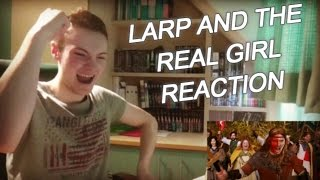SUPERNATURAL - 8X11 LARP AND THE REAL GIRL REACTION