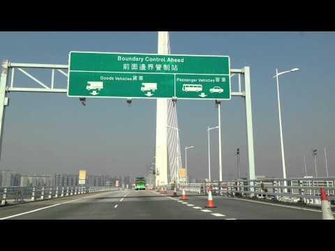 Going to Shenzhen Bay Port from Hong Kong - Part 04