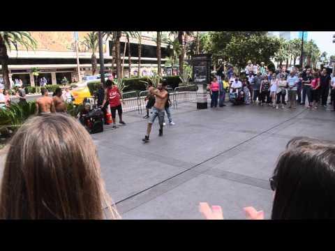 State of Shock Las Vegas street performers