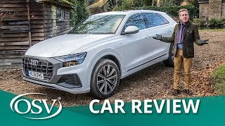 Audi Q8 2019 - Can it top the Range Rover?