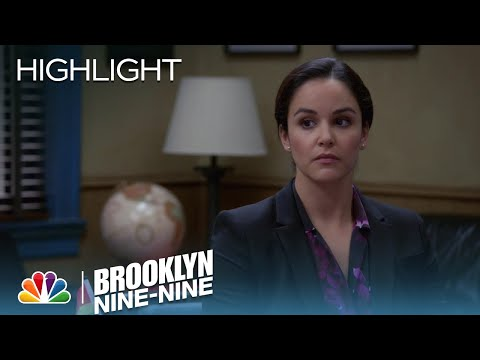 Captain Holt Gives Work And Life Advice To Detective Santiago | Season 4 Ep. 15 | BROOKLYN NINE-NINE