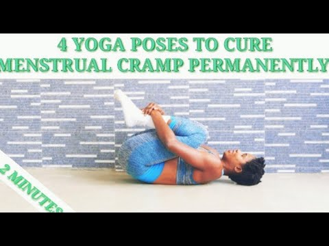 yoga therapy for menstrual cramp cure irregular periods