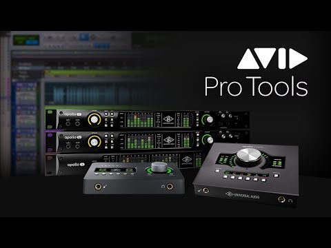 Setting up UA Interfaces for Pro Tools on Mac OSX