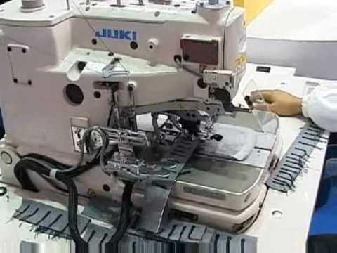 maquinas de coser industriales - YouTube