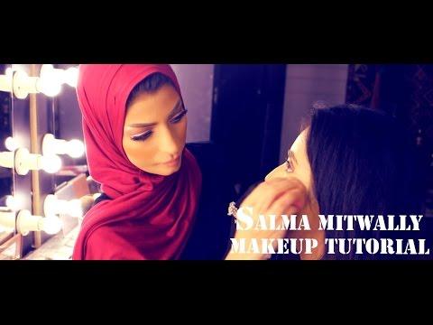Makeup tutorial Miss Yemen 2016