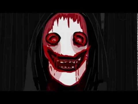 Jeff the killer vs slenderman animacion for Imagenes de animacion