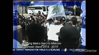 Closing Metro Hari ini Metrotv Sulawesi Utara 2018 - 2019 now