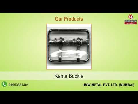 Metal Shoe Accessories By Umw Metal Private Limited, Mumbai
