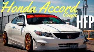 2012 Honda Accord Coupe Review - HFP Package