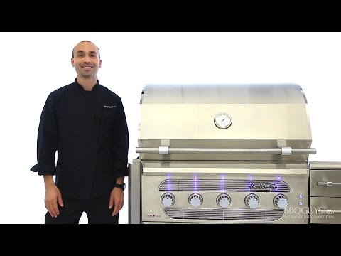 Exclusive Review - American Muscle Grill - Multi Fuel - Gas, Charcoal, Wood, or Pellet - BBQGuys.com