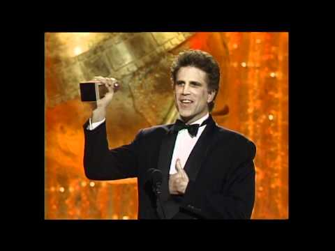 Ted Danson Wins Best Actor TV Series Musical or Comedy  Golden Globes 1990