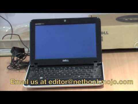 Dell Inspiron Mini 10 Unboxing