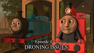 Sudrian Railway Stories S1 Ep4 Droning issues